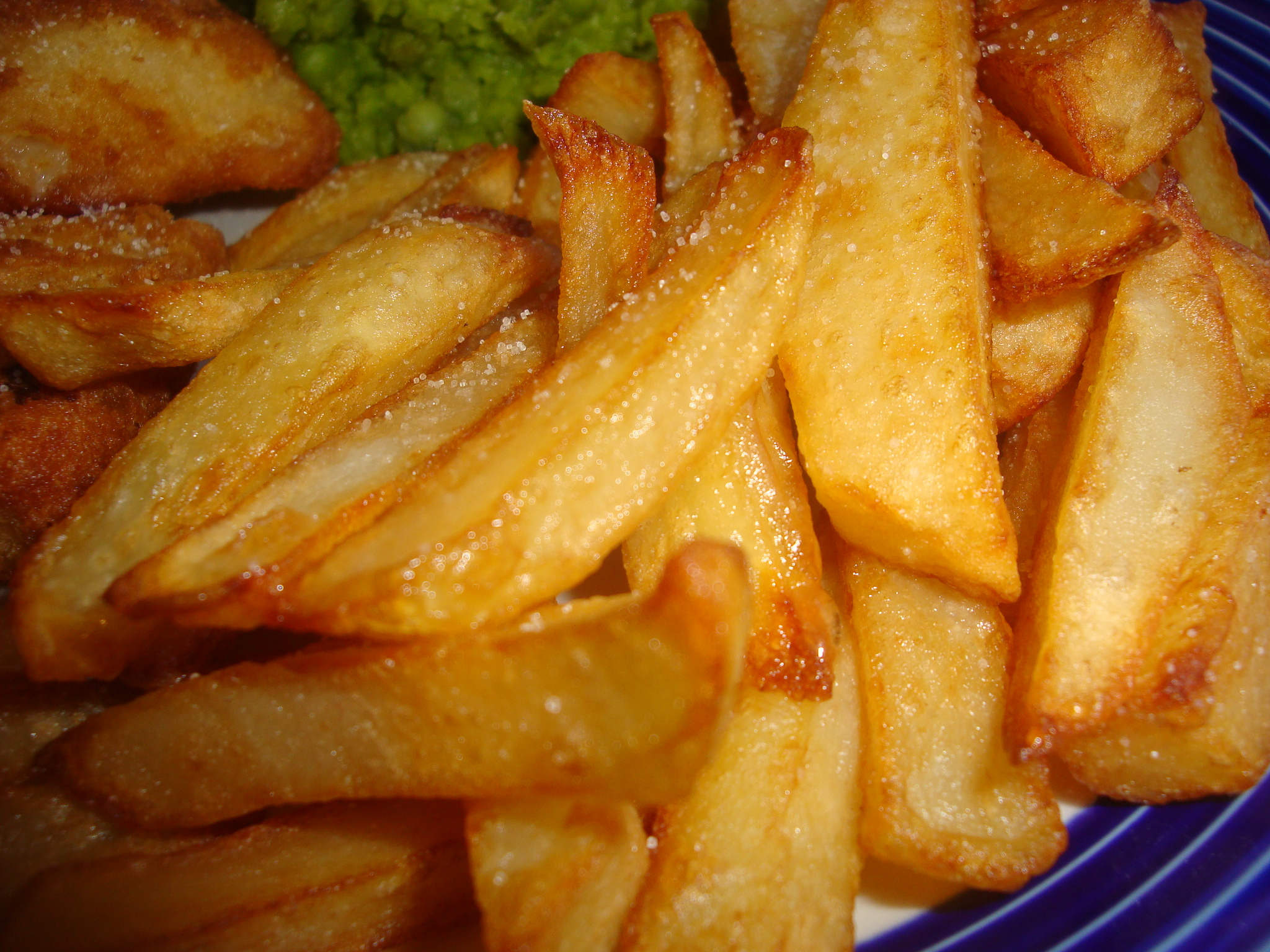 Alton Brown's Perfect French Fries | Happy Domesticity