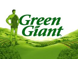 The Jolly Green Giant - friend to us all!