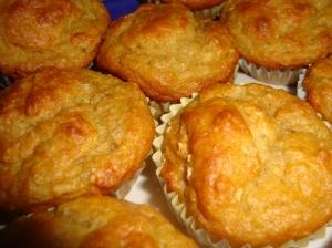 """Brown Bread"" Muffins"