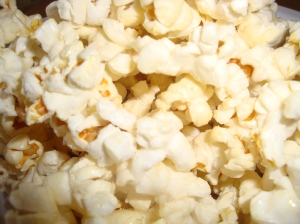 Sweet and salty... kettle corn