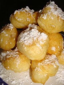 Southern Style Beignets
