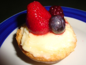 Fruit Tart with Pastry Cream