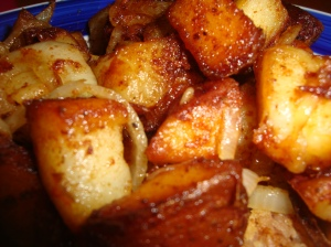 Crispy Home Fries