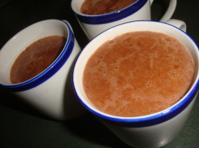 Anne Burrell's Hot Chocolate
