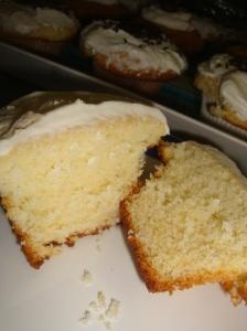 Nigella Lawson's Awesome Vanilla Cake