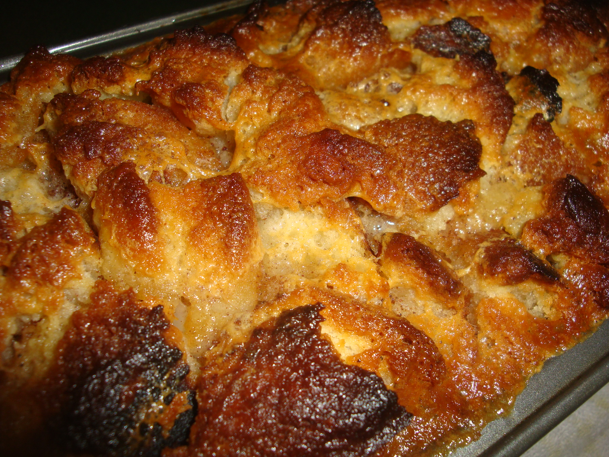 Doughnut Bread Pudding Recipe — Dishmaps