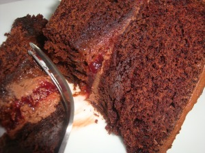 Simple, Moist, Chocolate Cake